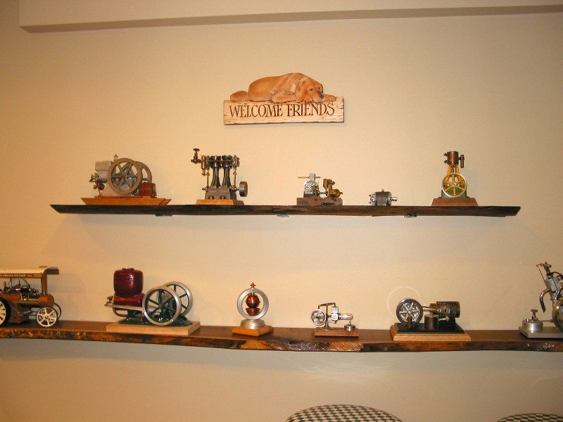 Miniature Model Engines
